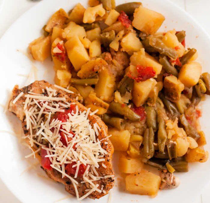 Instant Pot Italian Pork Chops