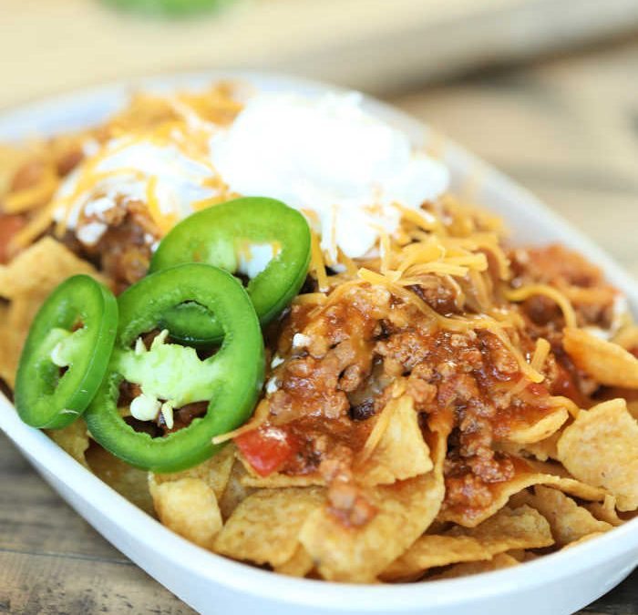Instant Pot Frito Chili Pie