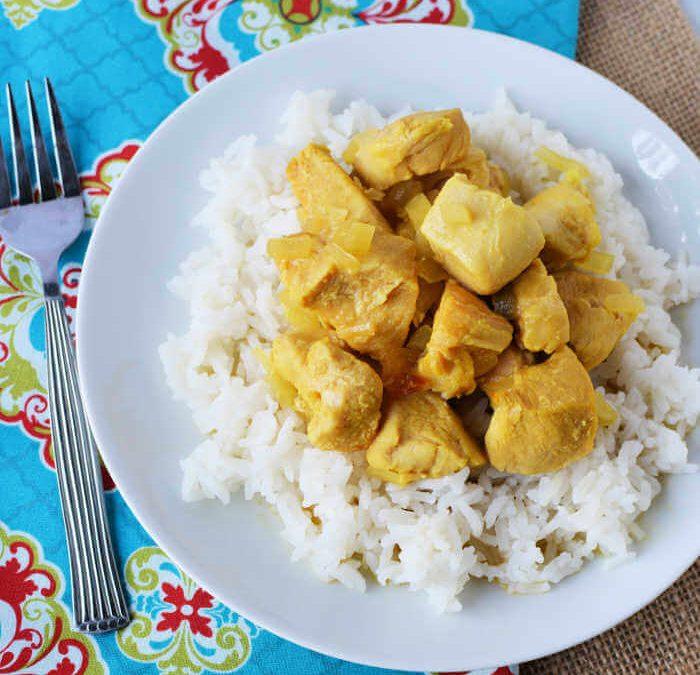 Crock Pot Lime Chicken
