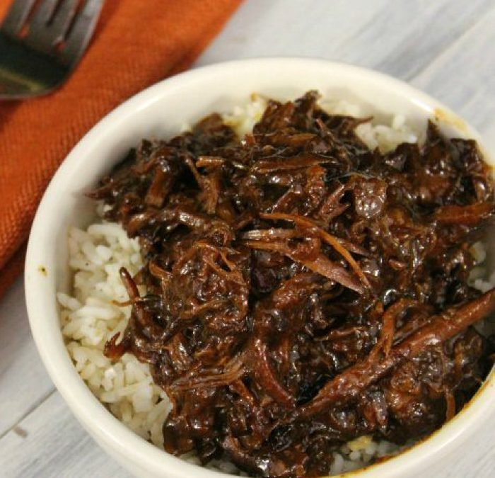 Crock Pot Korean BBQ