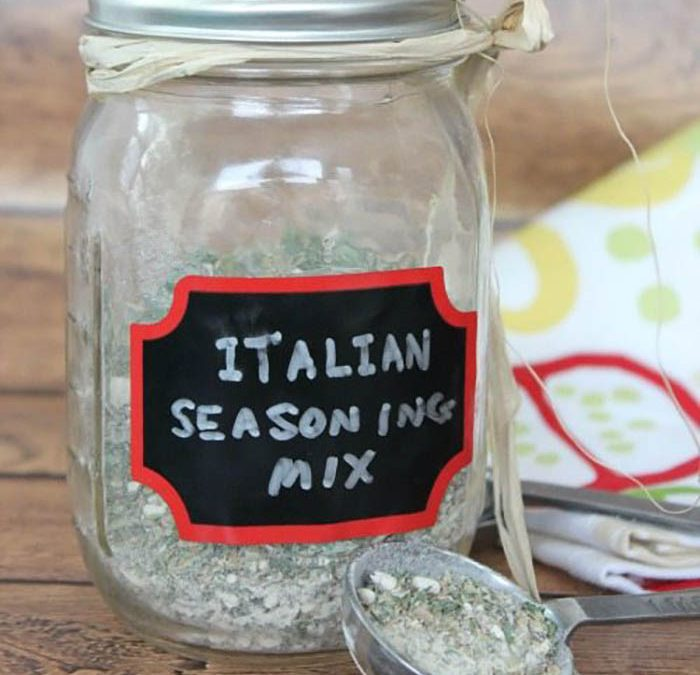 Copycat Good Seasons Italian Dressing Mix