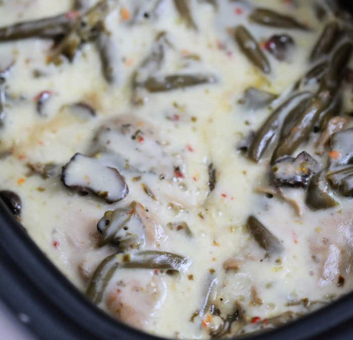 Instant Pot Pepper Jack Chicken