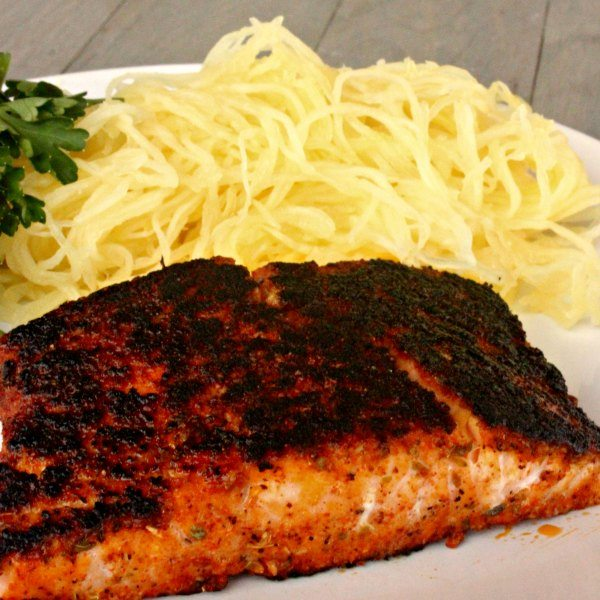 Best Blackened Salmon
