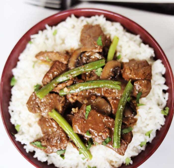 Crock Pot Shanghai Steak
