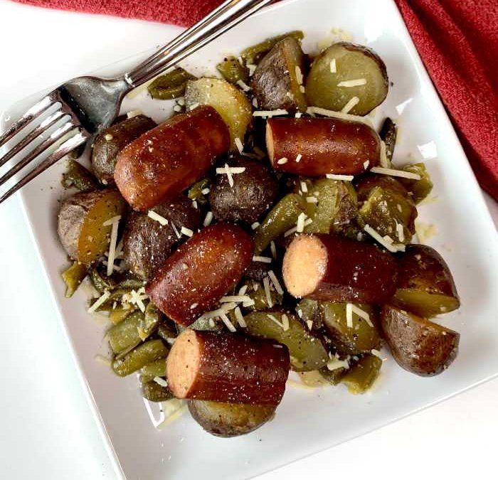 Instant pot Sausage and Potato Dinner