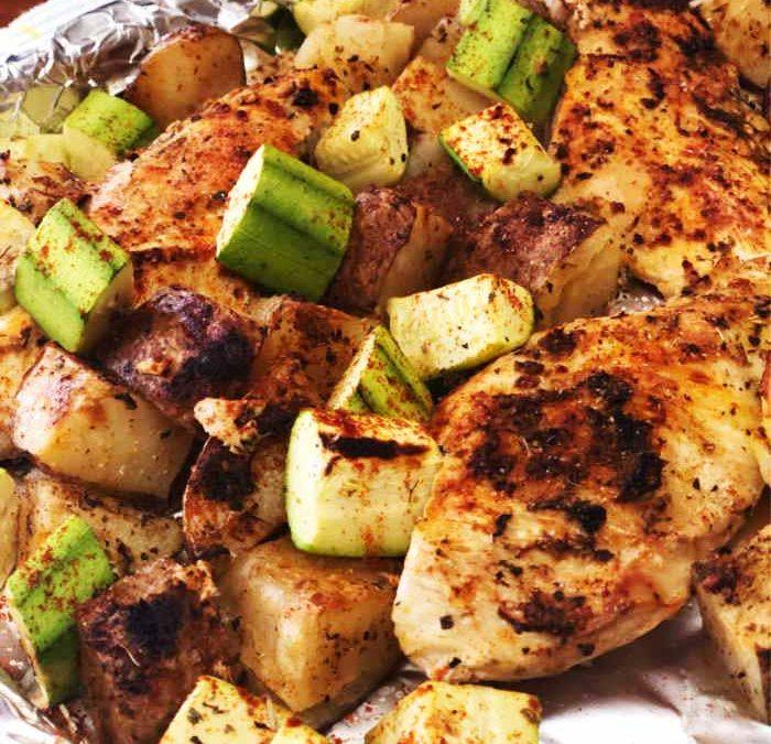 Crock Pot Zesty Herb Chicken