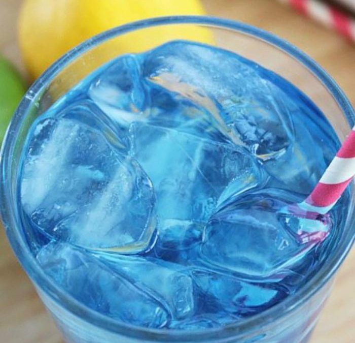 Sonic Ocean Water drink