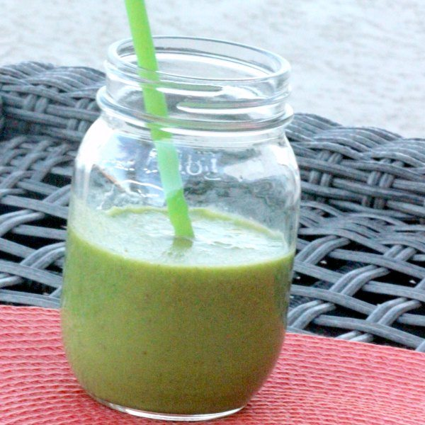 Spinach Pineapple Smoothie Recipe