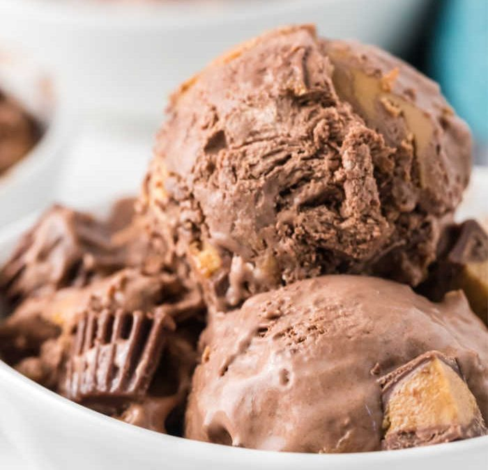 Reese's Peanut Butter Ice Cream