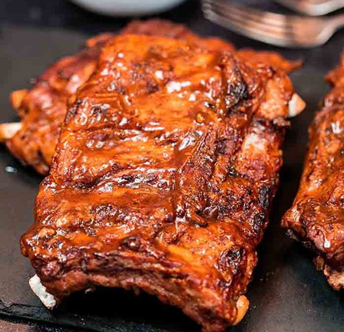 Instant Pot Dr. Pepper Ribs