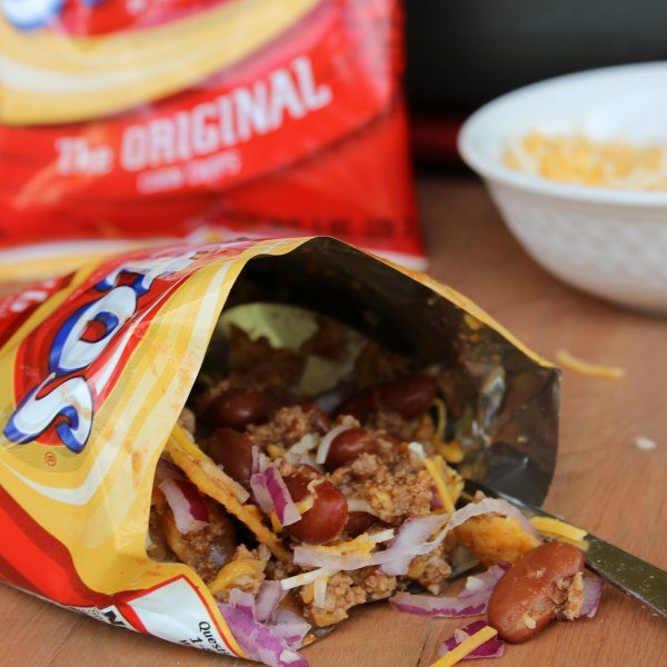 Instant Pot Walking Frito Chili Pie