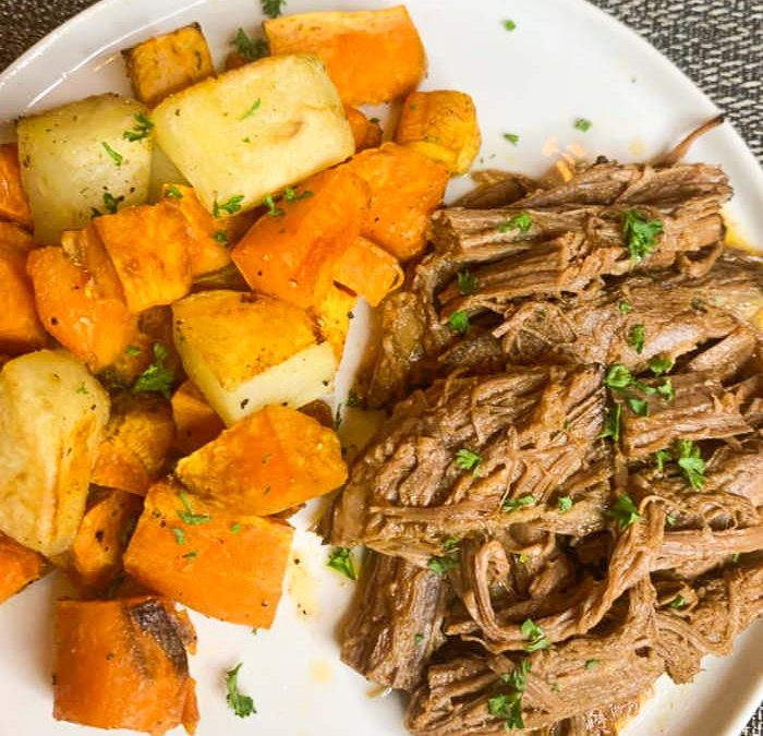 Instant pot Smoky Brisket Recipe