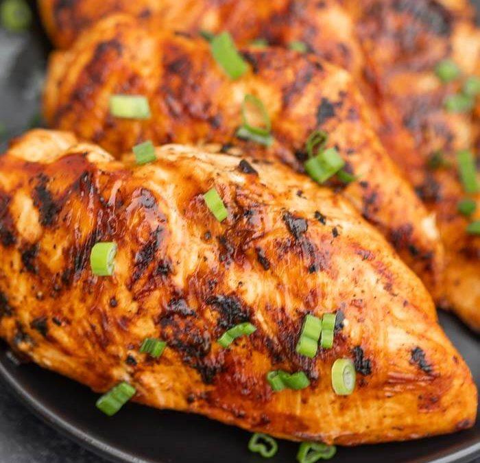 Instant Pot Teriyaki BBQ Chicken Recipe (GRILLING OPTION!)