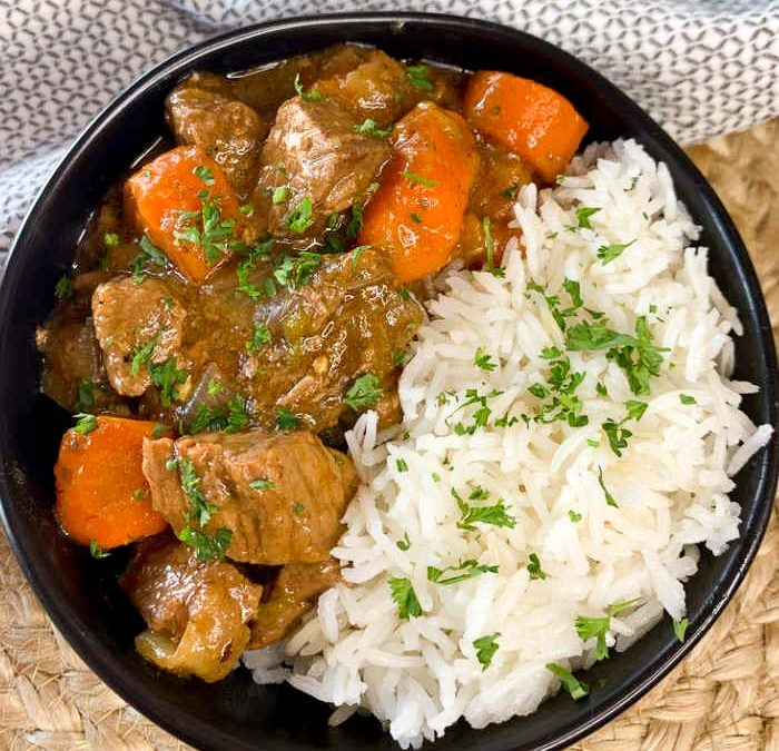 Instant Pot A1 Beef Stew Recipe