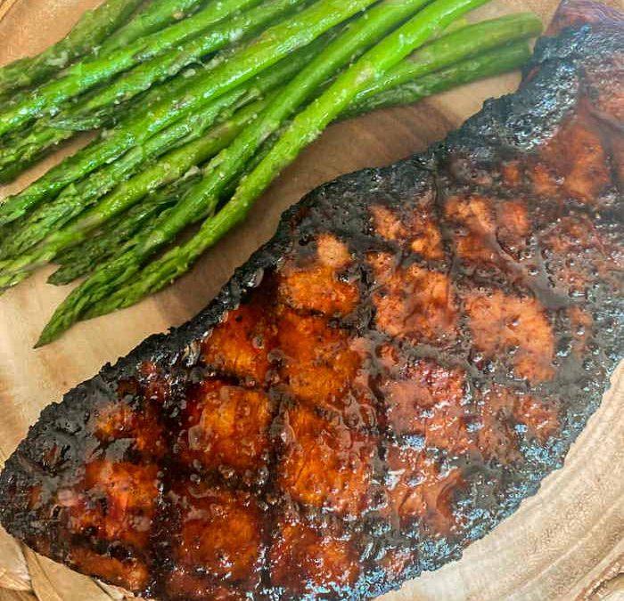 Instant Pot Texas Roadhouse Copycat Steak (GRILLING OPTION!)