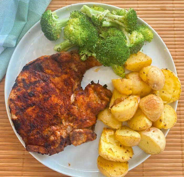 Instant Pot Easy Classic Pork Chops (GRILLING OPTION!)