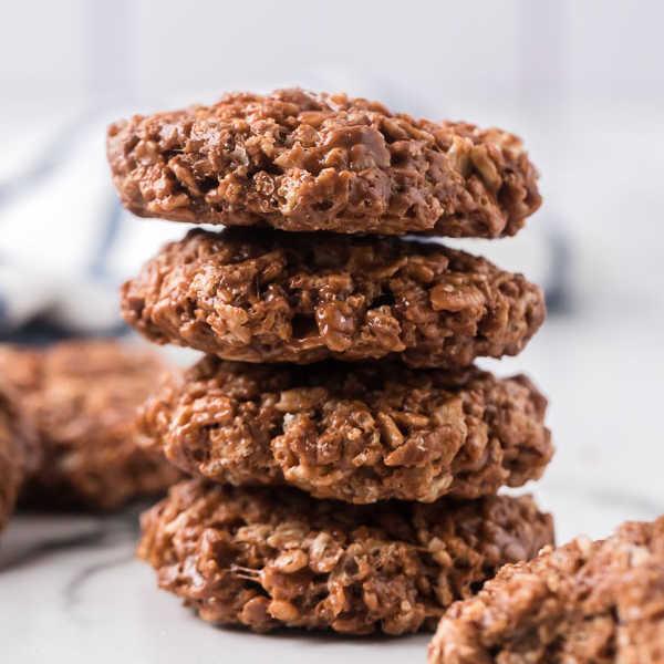 Star Crunch Cookies