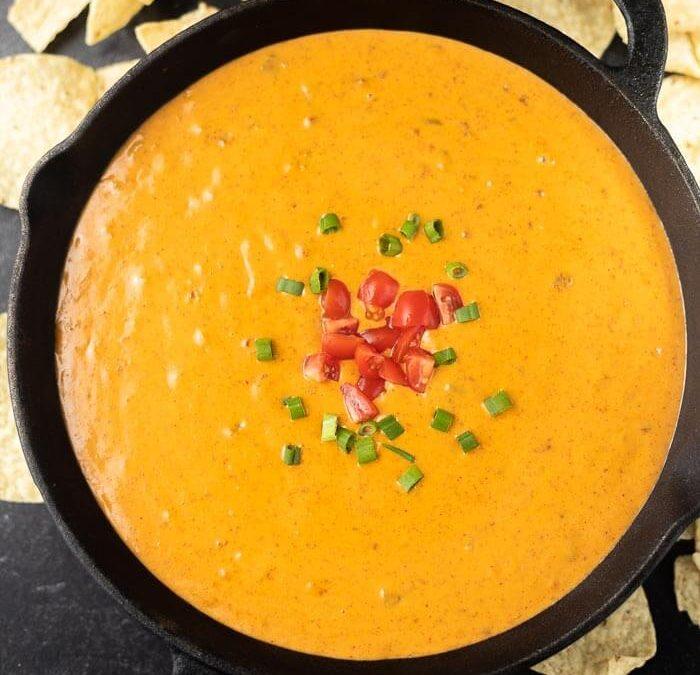 Velveeta Chili Cheese dip